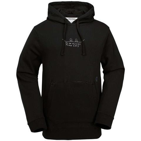 Volcom JLA Pullover Fleece Mens