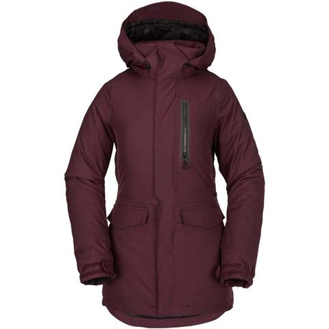 Volcom Shelter 3D Stretch Insulated Jacket Womens