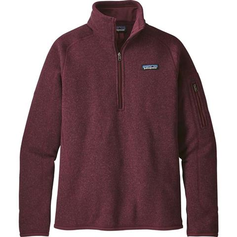 Patagonia Better Sweater 1/4 Zip Womens