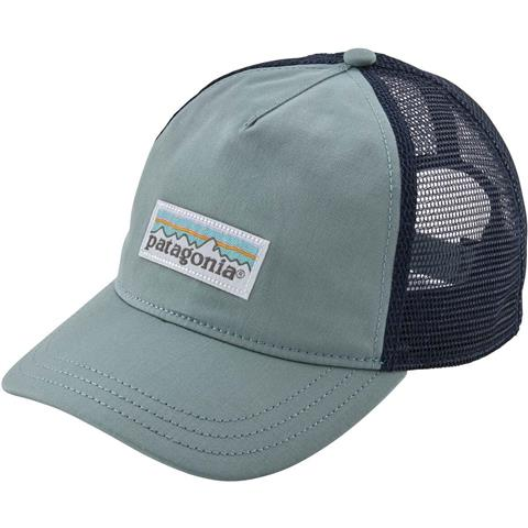 Patagonia Pastel P 6 Label Trucker Hat Womens