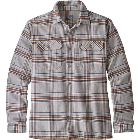 Patagonia Long Sleeve Fjord Flannel Shirt Mens