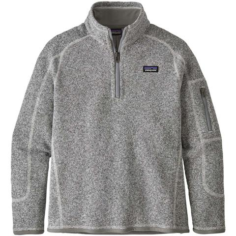 Patagonia Better Sweater 1/4 Zip - Girl's