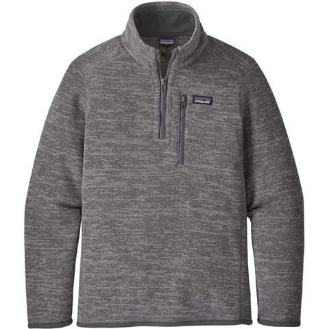 Patagonia Better Sweater 1/4 Zip - Boy's