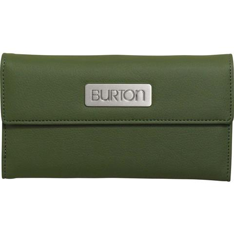 Burton Tri Fold Wallet Womens