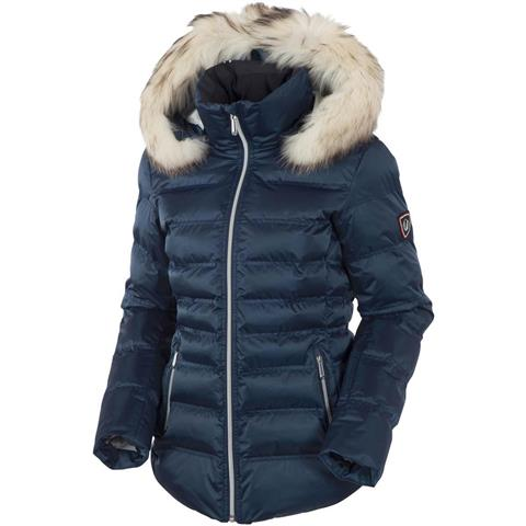 Sunice Fiona Jacket With Real Fur - Women's
