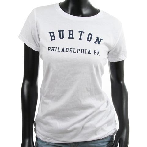 Burton Philadelphia Tee Womens