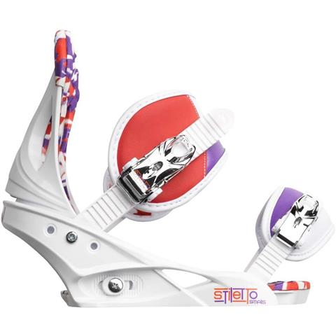 Burton Stiletto Smalls Snowboard Bindings Girls