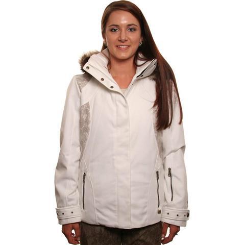 Nils Hanna Real Fur Jacket Womens