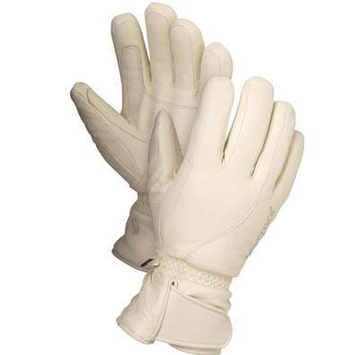 Marmot Soft Leather Gloves Womens