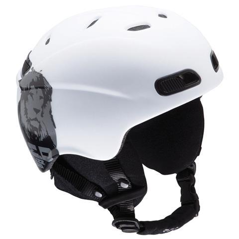 RED Buzzcap Helmet Youth
