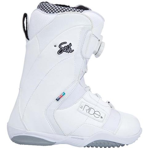 Ride Sash Boa Coiler Snowboard Boots Womens