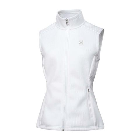 Spyder Melody Full Zip Core Sweater Vest Womens