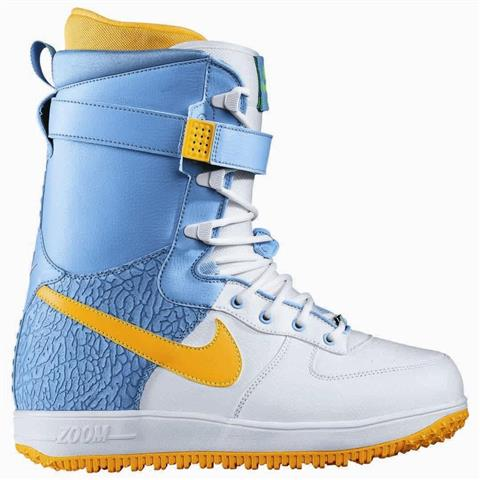 Nike Zoom Force 1 Snowboard Boot Mens