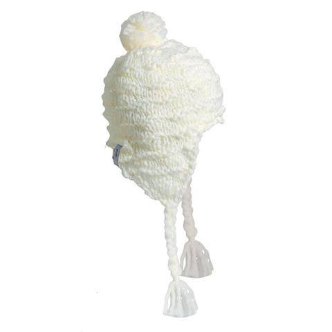 Turtle Fur Smoochie Beanie - Girl's