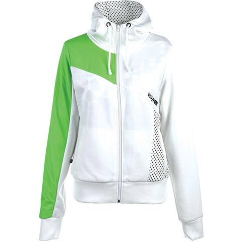Volcom Ratio Hooded Full Zip Womens