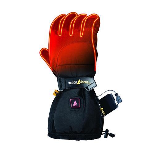 ActionHeat 5V Heated Snow Gloves Womens