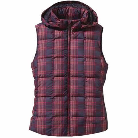 Patagonia Down With It Vest Womens