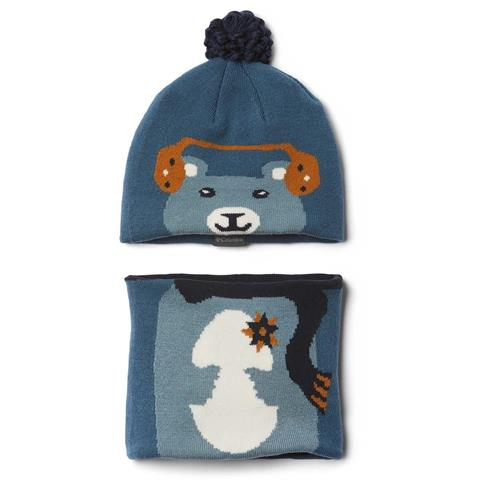 Columbia Infant Snow More Hat and Gaiter Set Youth