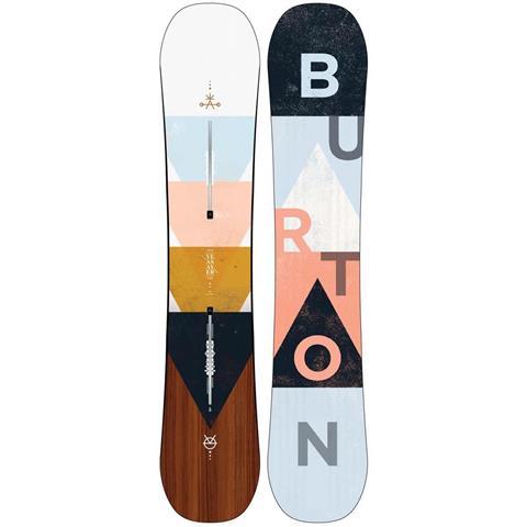 Burton Yeasayer FV Snowboard Womens
