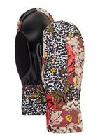 Cheetah Floral Burton Profile Under Mitt Women's