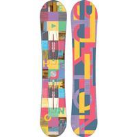 140 Burton Feather Snowboard Womens