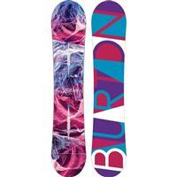 140 Burton Feelgood Flying V Snowboard Womens