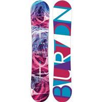 152 Burton Feelgood Flying V Snowboard Womens