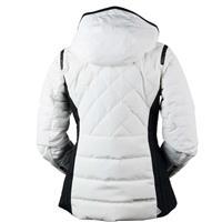 White (16010) Obermeyer Devon Down Jacket Womens
