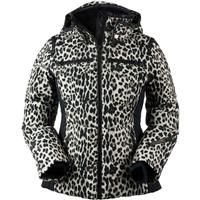 Leopard (17114) Obermeyer Devon Down Jacket Womens