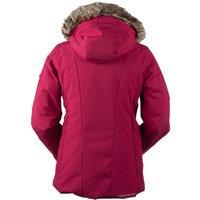 Sangria (17046) Obermeyer Siren Faux Fur Jacket Womens