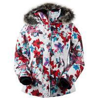 Obermeyer Tuscany Jacket - Women's - Snow Fire Floral (17140)