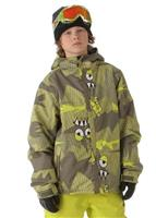 Army 686 Camotooth Insulated Jacket Boys
