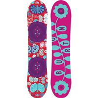 125 Burton Chicklet Snowboard Girls