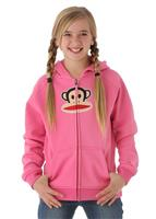 Paul Frank PF Julius Bond Tech Fleece Jacket Girls