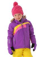 Sunice Little Girls Naquita Technical Jacket Girls