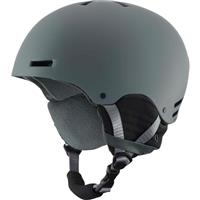 Gray Anon Raider Helmet Mens