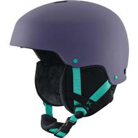 Gala Purple Anon Lynx Helmet Womens