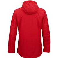Process Red Burton Match Jacket Mens