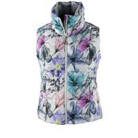 X Ray Floral Obermeyer Dawn Insulator Vest Womens