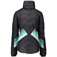 Obermeyer The Dusty Down Jacket - Women's - Out To Sea (19085)