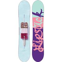 141 Burton Lip Stick Snowboard Womens