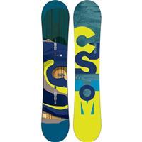 145 Wide Burton Custom Smalls Snowboard Youth