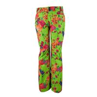 Flower Burst Obermeyer Malta Pant Womens