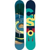 151 Burton Custom Flying V Snowboard Mens