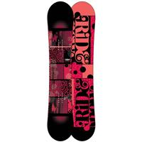 153 Ride Compact Snowboard Womens