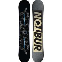 155 Burton Process Off Axis Snowboard Mens