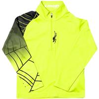 Theory Green / Black Spyder Mini Linear Web T Neck Boys