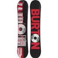 155 Wide Burton Descendant Snowboard Mens