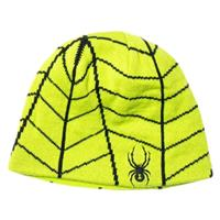 Theory Green / Black Spyder Mini Web Hat Boys