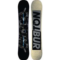 157 Burton Process Off Axis Snowboard Mens